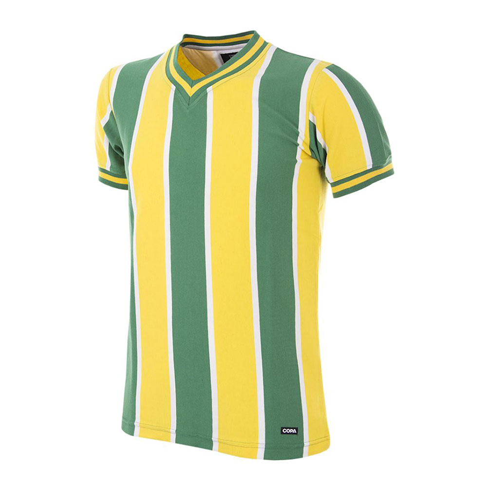 Nantes 1965-66 Retro Football Shirt