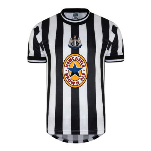 Newcastle United 1998-99 Camiseta Retro Fútbol