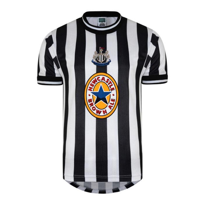 Newcastle United 1998-99 Maglia Storica Calcio