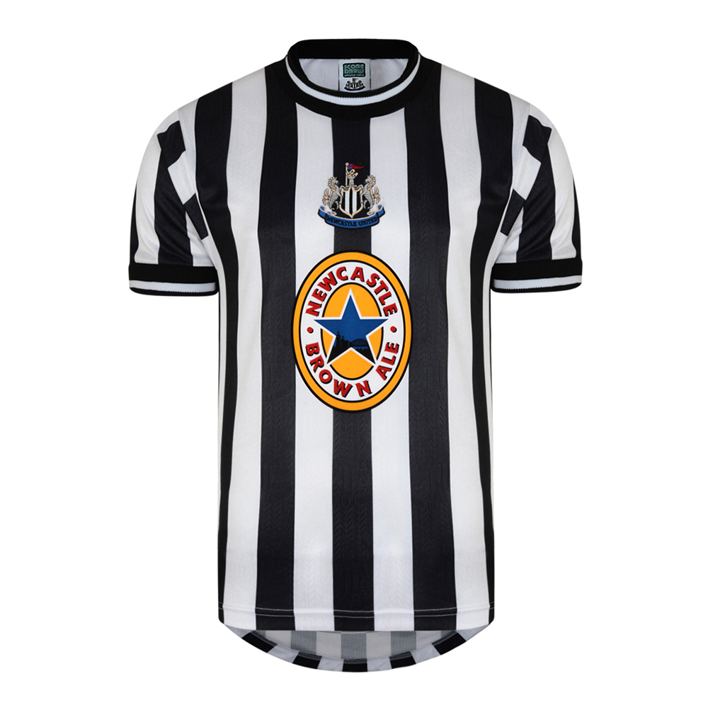 Newcastle United 1998-99 Retro Football Shirt