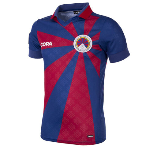 Tibet 2018-19 Home Football Shirt