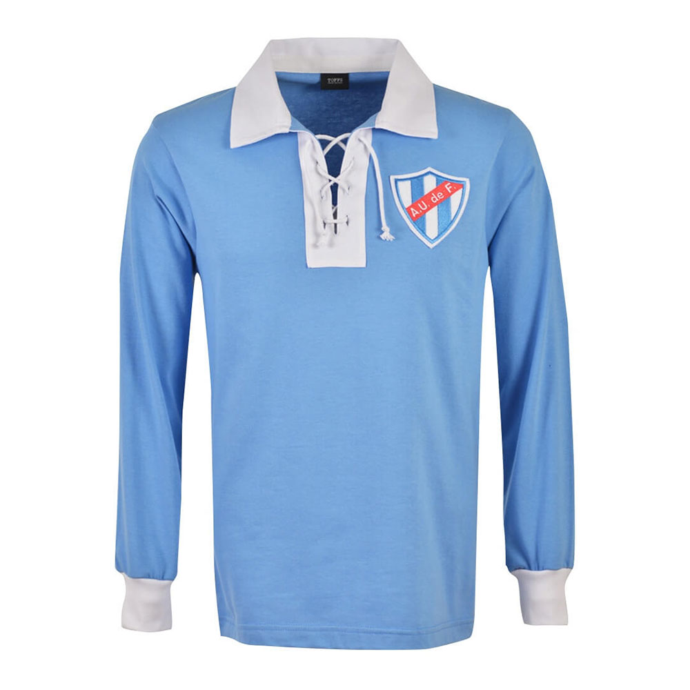 Uruguay 1924 Retro Football Shirt