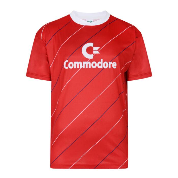 Bayern Múnich 1984-85 Camiseta Retro Fútbol