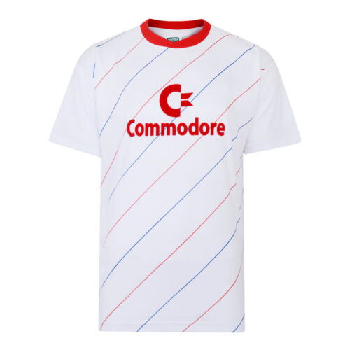 Bayern Múnich 1984-85 Camiseta Fútbol Retro
