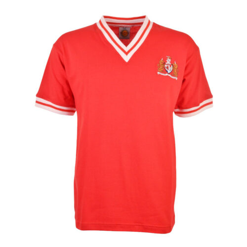 Bristol City 1975-76 Camiseta Retro Fútbol