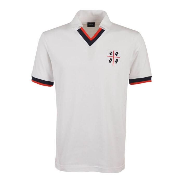 Cagliari 1980-81 Maglia Storica Calcio