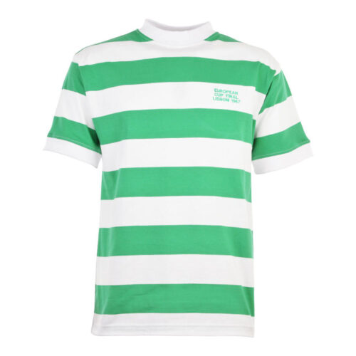 Celtic Glasgow 1966-67 Camiseta Fútbol Retro