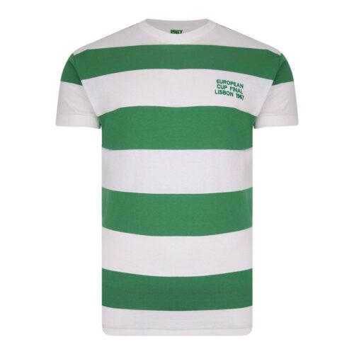 Celtic Glasgow 1966-67 Maglia Calcio Storica