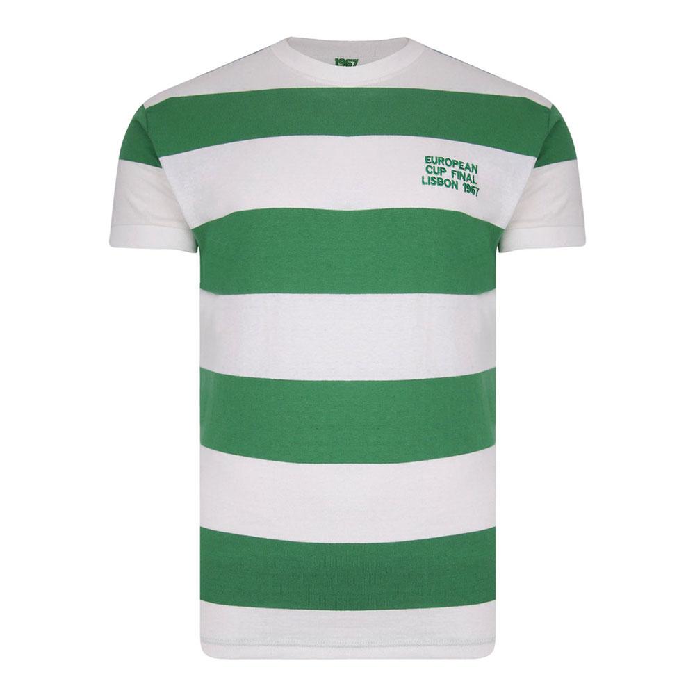 Celtic Glasgow 1966-67 Retro Football Jersey