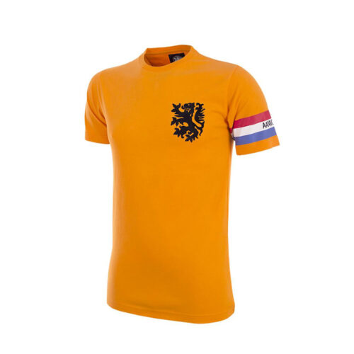 Holanda Capitán Camiseta Casual Niño
