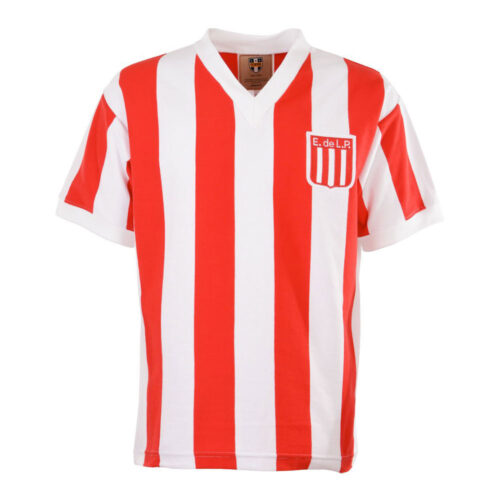 Estudiantes 1968 Retro Football Shirt