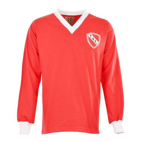 Independiente 1984 Retro Football Shirt