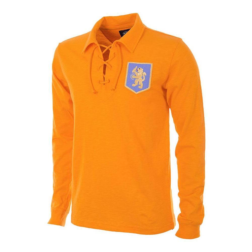 Holanda 1934 Camiseta Retro Fútbol
