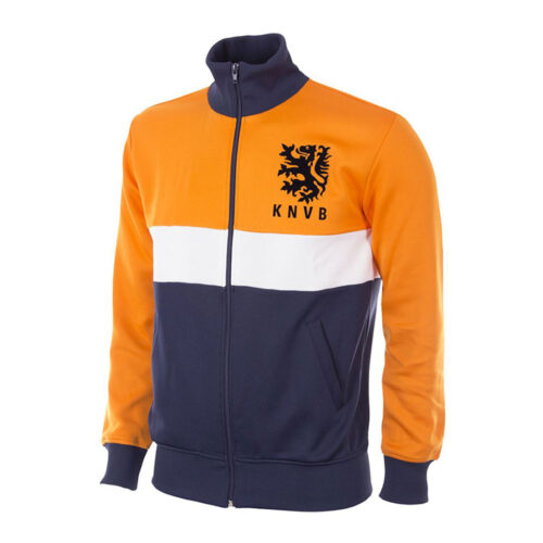 Holland 1984 Retro Football Track Top