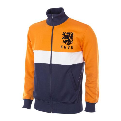 Holanda 1984 Chaqueta Retro Fútbol