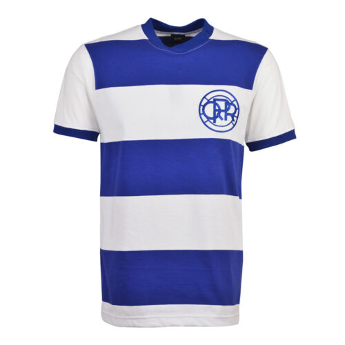 Queen's Park Rangers 1979-80 Camiseta Retro Fútbol