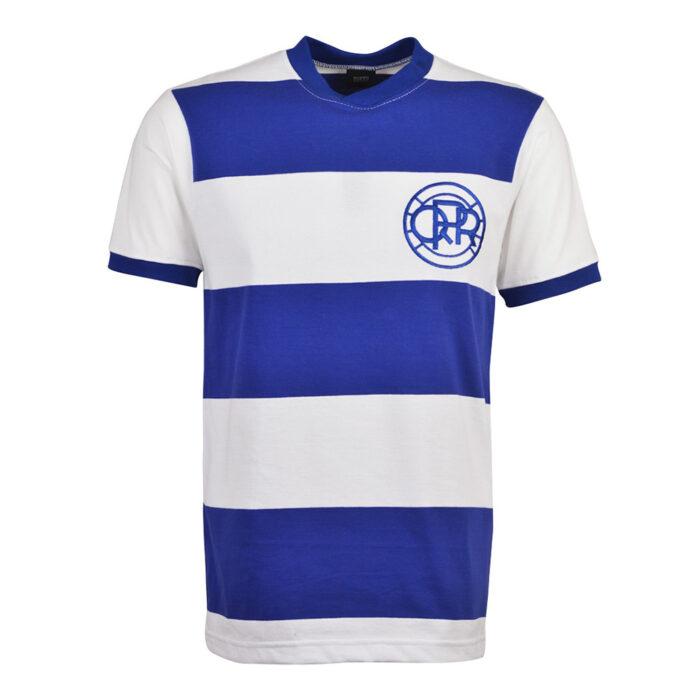 Queen's Park Rangers 1979-80 Retro Football Shirt