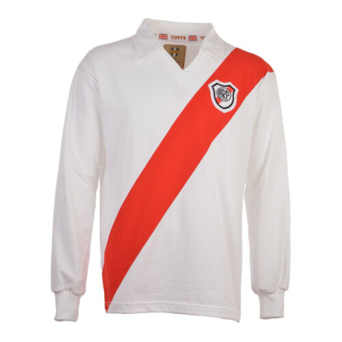 River Plate 1967 Retro Football Shirt