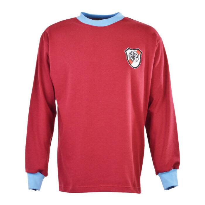 River Plate 1969 Camiseta Retro Fútbol