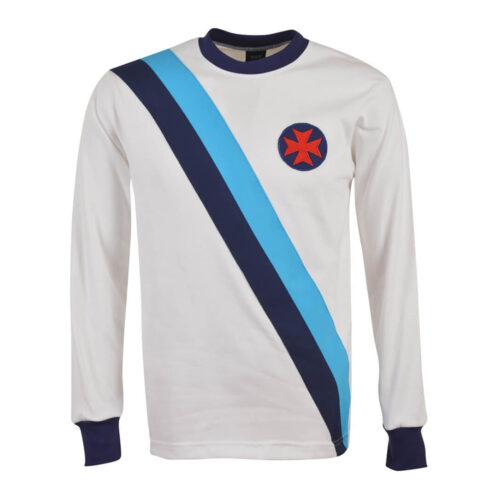 Sliema Wanderers 1965-66 Retro Football Shirt