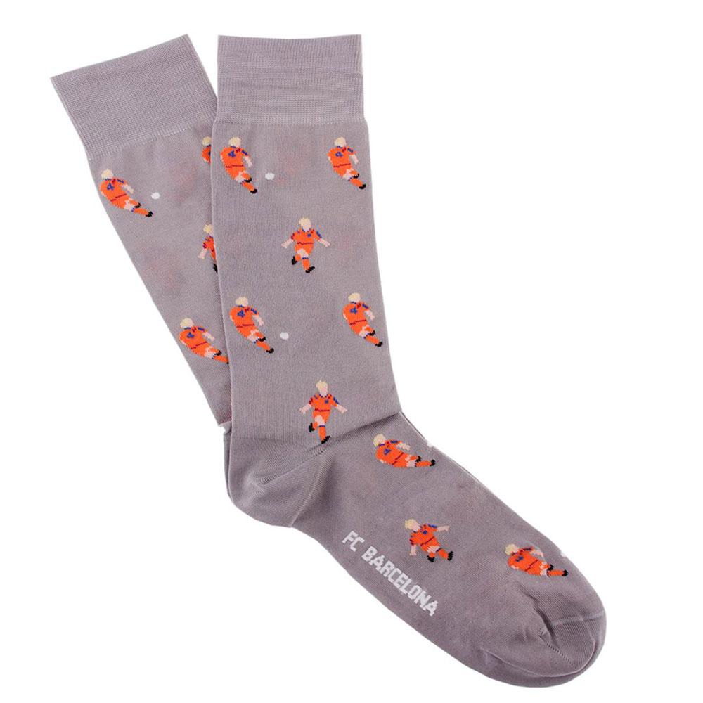 Barcelona Koeman Casual Socks