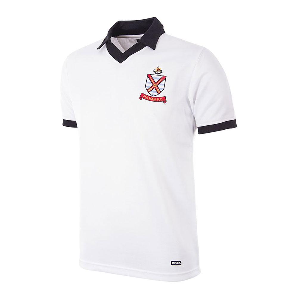 Fulham 1977-78 Retro Football Shirt
