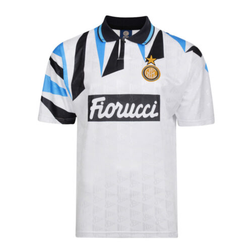 Inter 1992-93 Maillot Vintage Foot