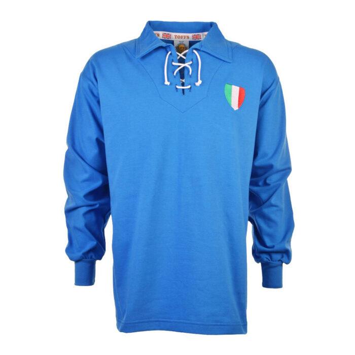 Italy 1960 Retro Football Shirt