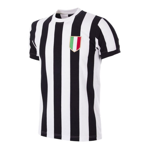 Juventus 1952-53 Camiseta Fútbol Retro