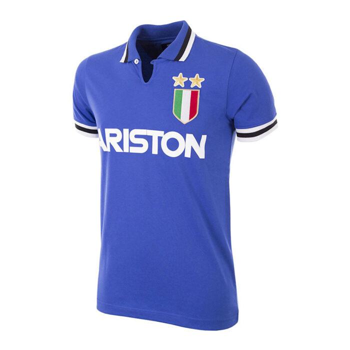 Juventus 1982-83 Maglia Storica Calcio