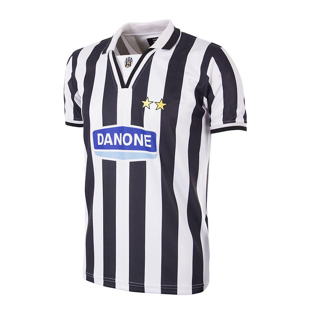 Juventus 1994-95 Camiseta Retro Fútbol