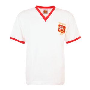 Manchester United 1956-57 Maglia Storica Calcio