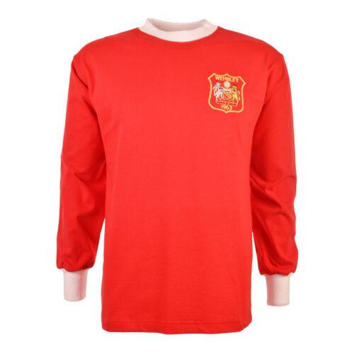 Manchester United 1962-63 Camiseta Retro Fútbol