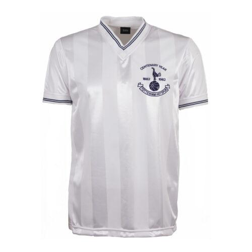 Tottenham Hotspur 1982-83 Camiseta Retro Fútbol