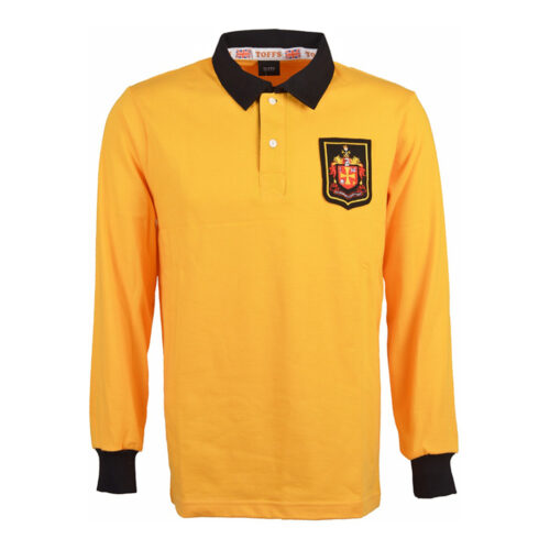 Wolverhampton Wanderers 1938-39 Retro Shirt Football