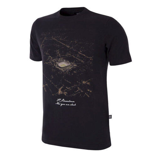 Barcelona by Night Casual T-shirt