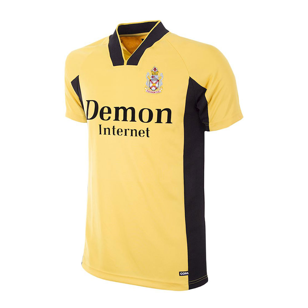 Fulham 1998-99 Maillot Rétro Foot
