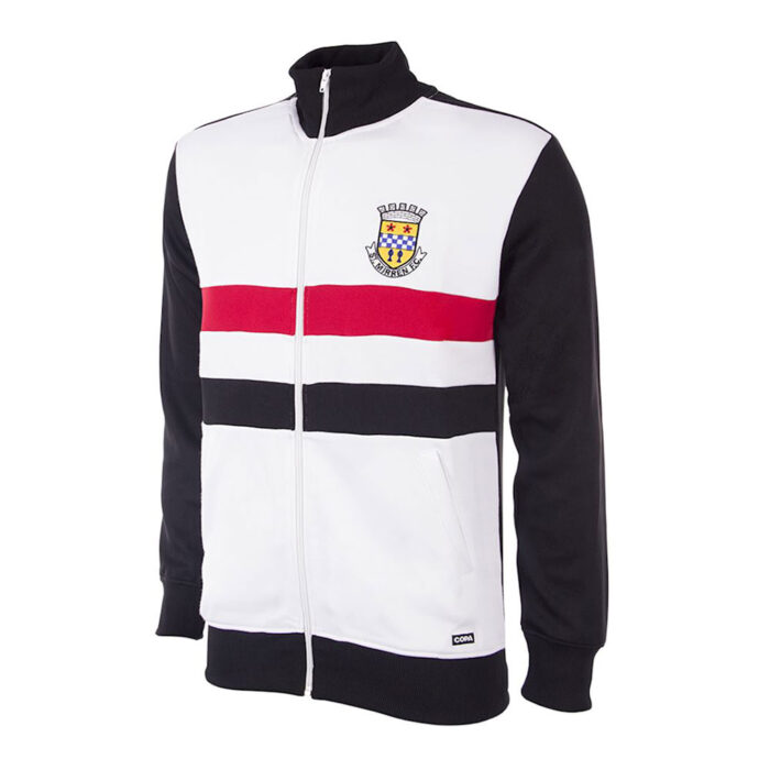 Saint Mirren 1988-89 Giacca Storica Calcio