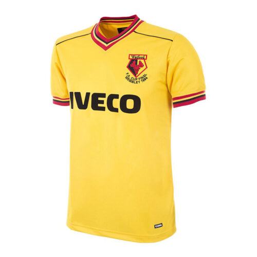 Watford 1983-84 Retro Football Shirt