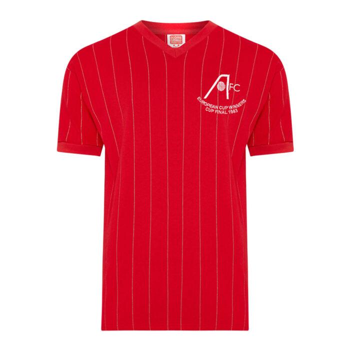 Aberdeen 1982-83 Maglia Storica Calcio