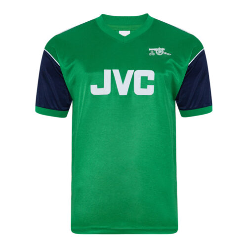 Arsenal 1982-83 Camiseta Retro Fútbol