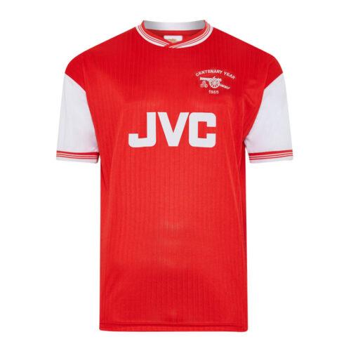 Arsenal 1985-86 Maglia Storica Calcio