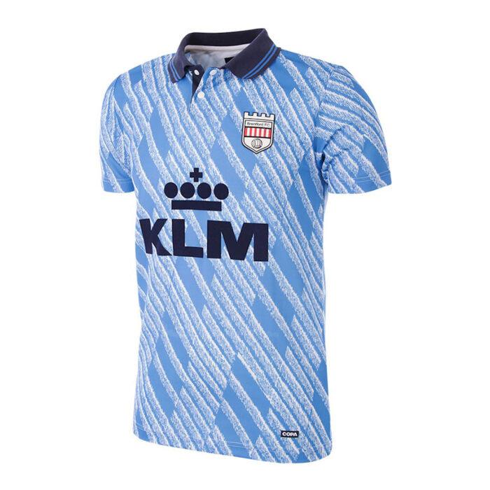 Brentford City 1992-93 Retro Football Shirt