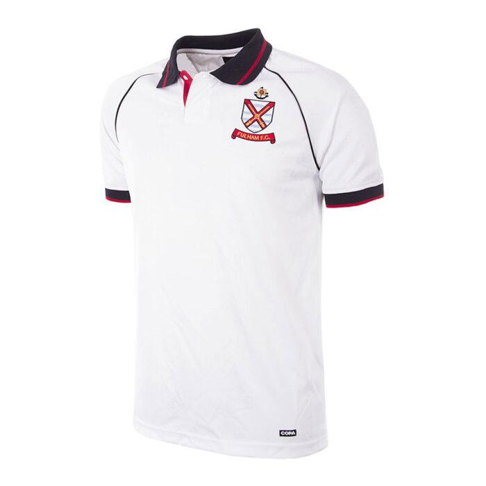 Fulham 1992-93 Camiseta Retro Fútbol