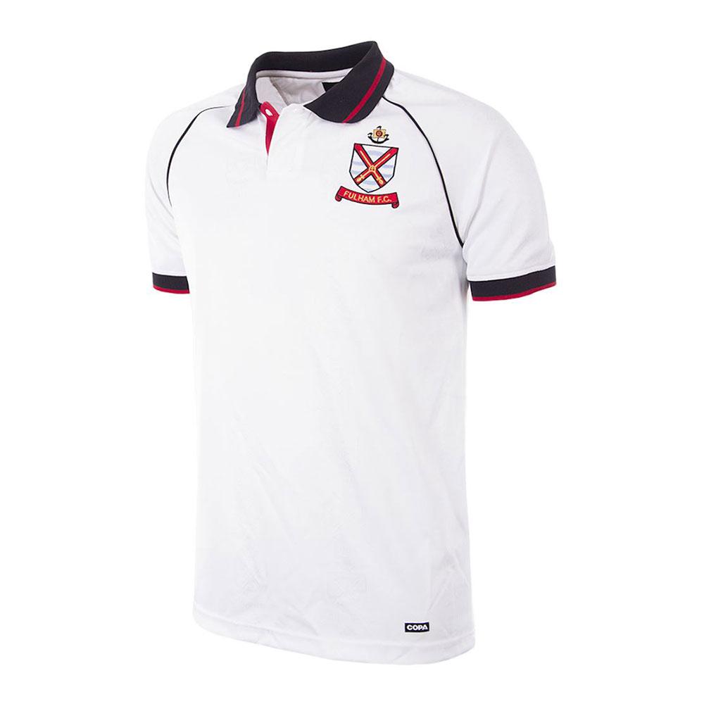 Fulham 1992-93 Maglia Storica Calcio
