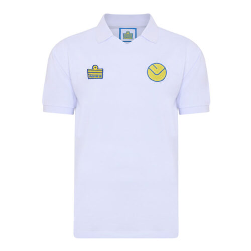 Leeds United 1974-75 Retro Football Shirt