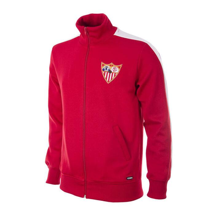 Seville 1970-71 Retro Football Track Top