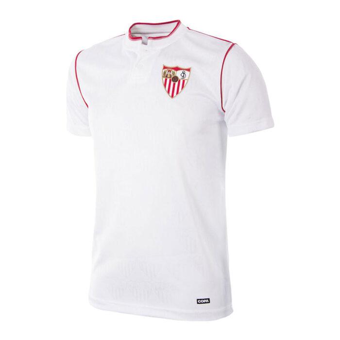Sevilla 1992-93 Camiseta Retro Fútbol