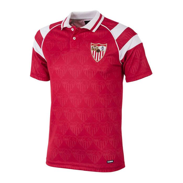 Seville 1992-93 Retro Football Jersey