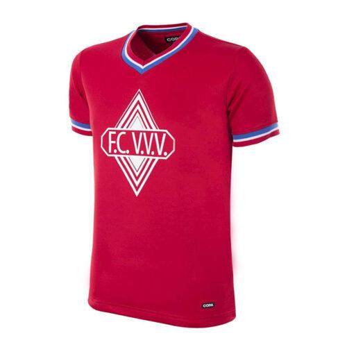 VVV Venlo 1978-79 Camiseta Retro Fútbol